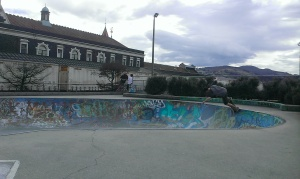 Seshing the Dunedin bowl