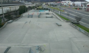 Nice all-round park and easy to find