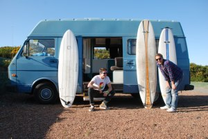 Surf Trip to Woolacombe